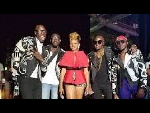Yemi alade ft sauti solo Africa remix (official video)
