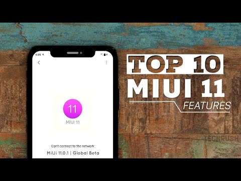 MiUi 11 Official themes for All Xiaomi Devices | Tech Rush