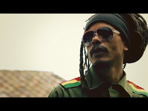 ALMA RASTA Feat. CALIAJAH - SONIDO DEL GHETTO [VIDEO OFICIAL] 2014
