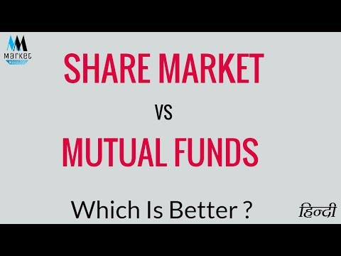 Share Market vs Mutual Funds | Explained in Hindi