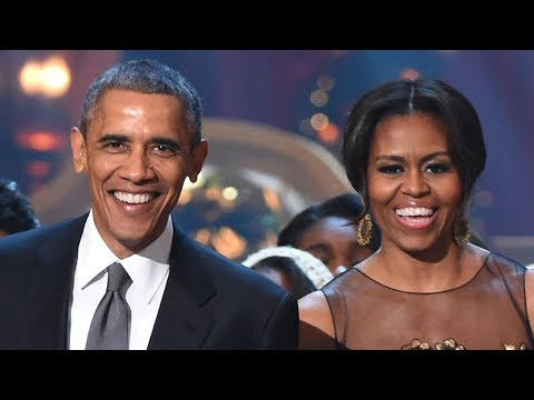 Barack & Michelle Obama Sign Netflix DEAL To Produce Movie & TV Content