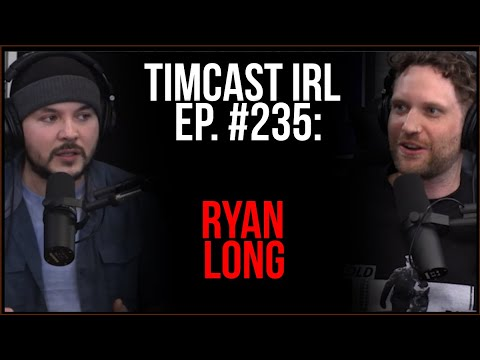 Timcast IRL - DC Rewrites Hero To Gain Super Powers From BLM Protest w/ Ryan Long