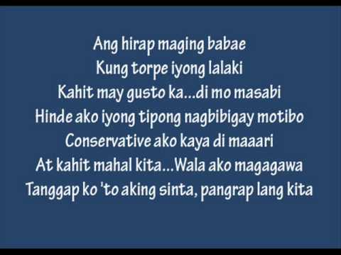 Your song parokya ni edgar lyrics