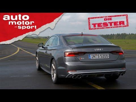 Audi S5: Business-Man oder Business-Punk? - Die Tester | auto motor und sport