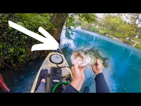 Kayak Bass Fishing - Few Tips I Wish I KNEW Before Getting Into This (part 1)