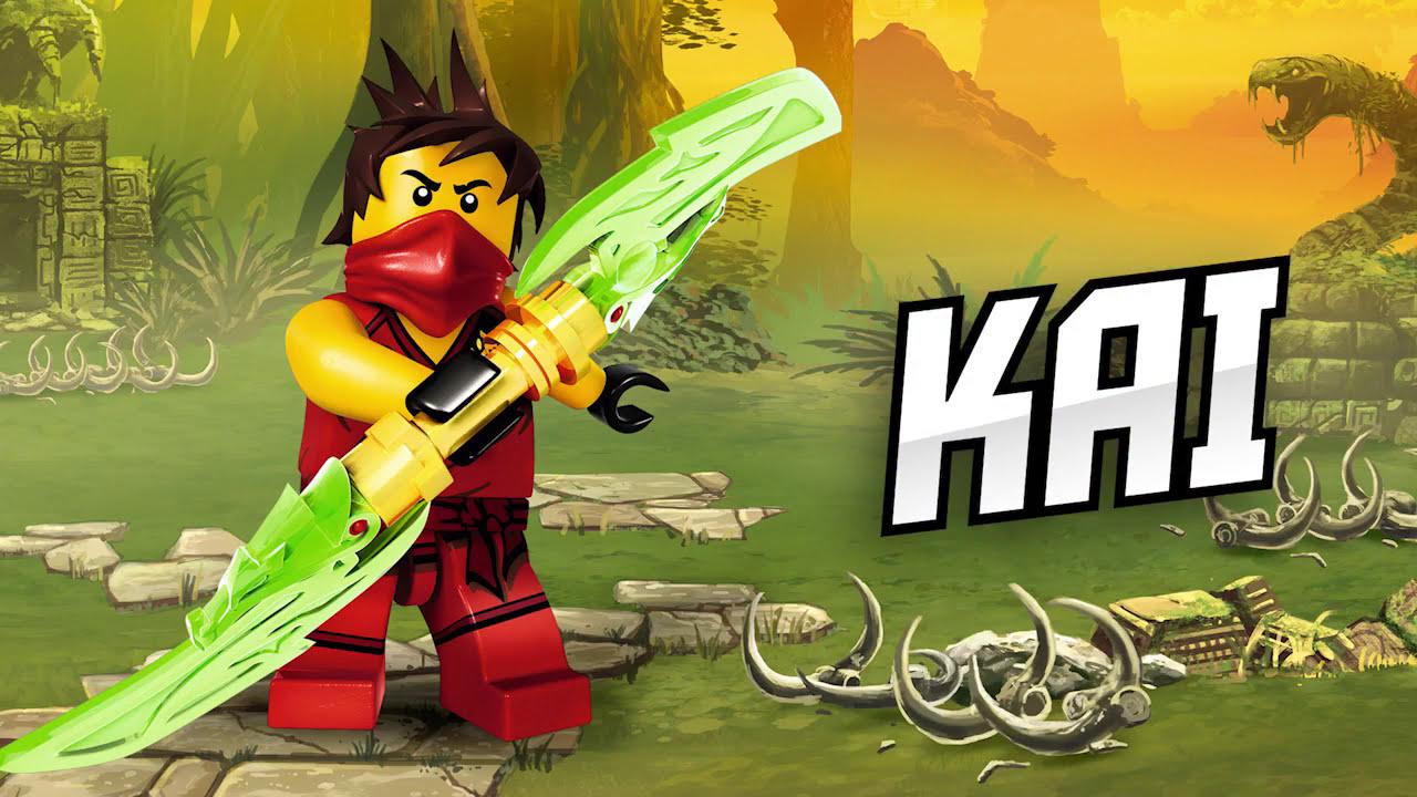 Lego Ninjago Kai Youtube