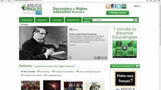 esl resources - maxi themes on educaenglish.com