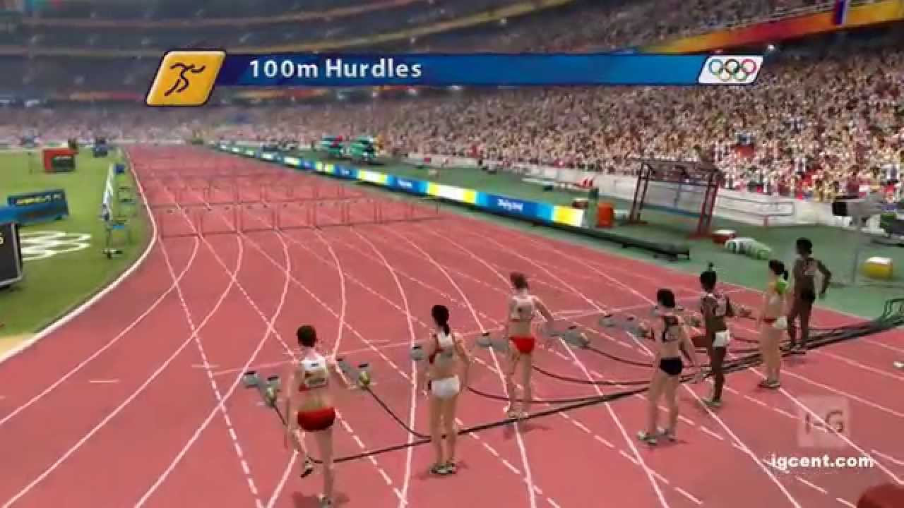 Beijing 2008 The Official Video Game of the Olympic Games ...