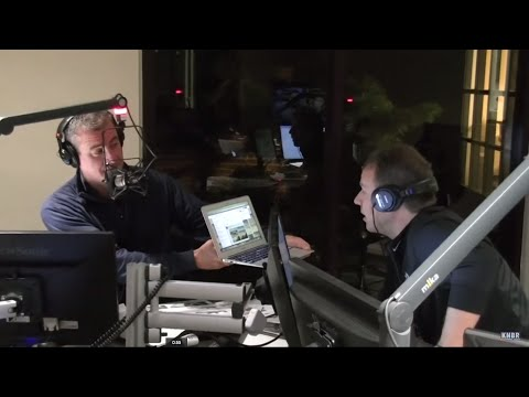 Behind the scenes with KNBR 680's Murph & Mac