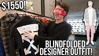 choosing my outfit blindfolded