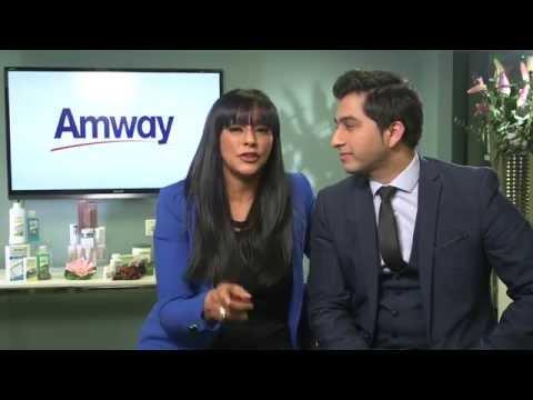 AMWAY BUSINESS PLAN Kiran and Mark Khutan