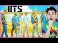 Reacting To BTS 방탄소년단 DNA Official MV K Pop mp3
