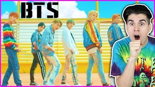 Video Reacting To BTS 방탄소년단 'DNA' Official MV! (K-Pop) download MP3, 3GP, MP4, WEBM, AVI, FLV Juli 2018
