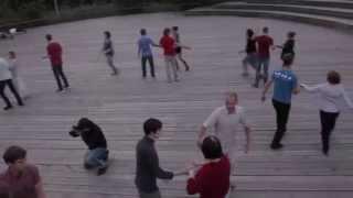 Студия Русского танца г Химки кадрили и бытовые танцы в парке  Северное Тушино