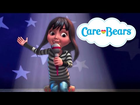 Care Bears | Welcome To Care-A-Lot: Phoebe Sings 'Let's Make A Rainbow'