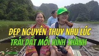 Gơi ý Việt Kiều du lịch Tam Cốc như thuở sơ khai đẹp tuyệt