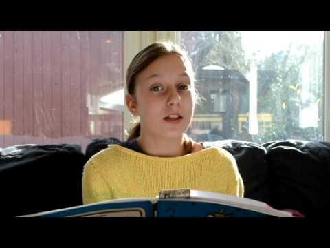 Calahn Reintjes -  Doctor Doolittle - Character Emma Fairfax Script Reading 2016