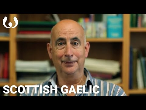 WIKITONGUES: Donald speaking Scottish Gaelic