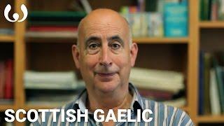 WIKITONGUES: Donald speaking Scottish Gaelic