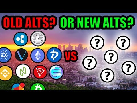 Should I Buy Old Altcoins [Cardano, Litecoin, XRP, ETH] OR New Altcoins? [Watch The Whole Video!]