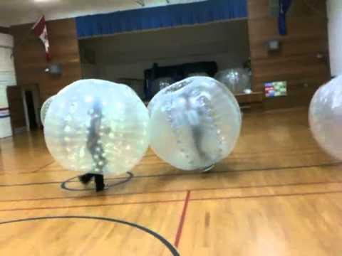 Bumper Balls Our Lady of Assumption School