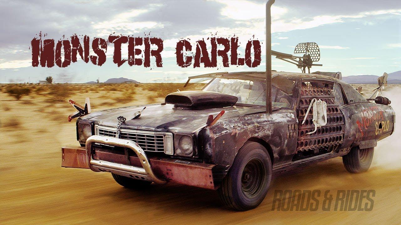 Wasteland Race Car