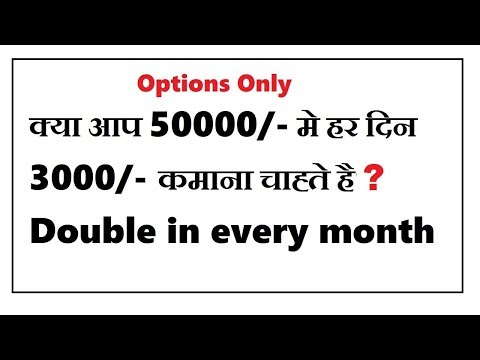 Intraday options trading | सच का सामना | want to become a millionaire overnight?