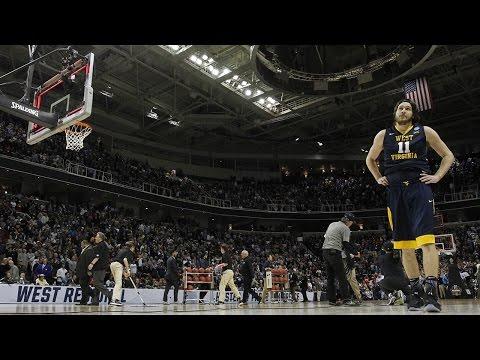 West Virginia vs. Gonzaga: Final Moments