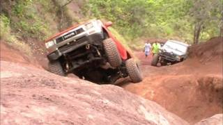 Hawaii 4x4 - East meets West part 1