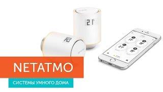 Все новинки Netatmo с IFA 2016