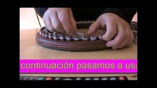 Repeat youtube video TUTORIAL GORRO EN TELAR CIRCULAR