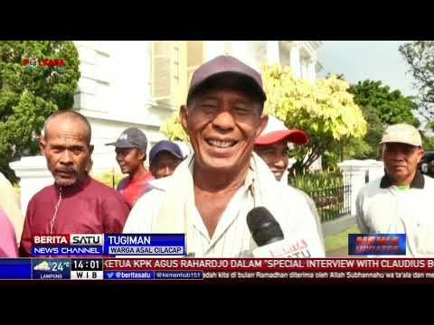 Warga Antusias Hadiri Open House Di Istana Bogor