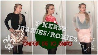 5 KERSTJURKJES/ROKJES ONDER DE 10 EURO   AliExpress   Sophie Hol