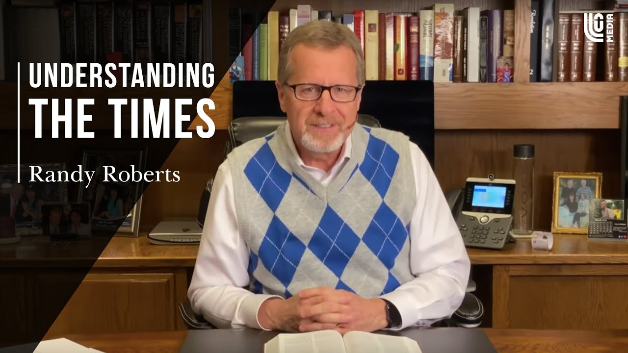 Understanding The Times | Randy Roberts 4-4-20