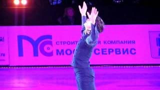 Триумф Тамары Москвиной: Stephane Lambiel - Prelude in G Minor, Op. 23, No. 5