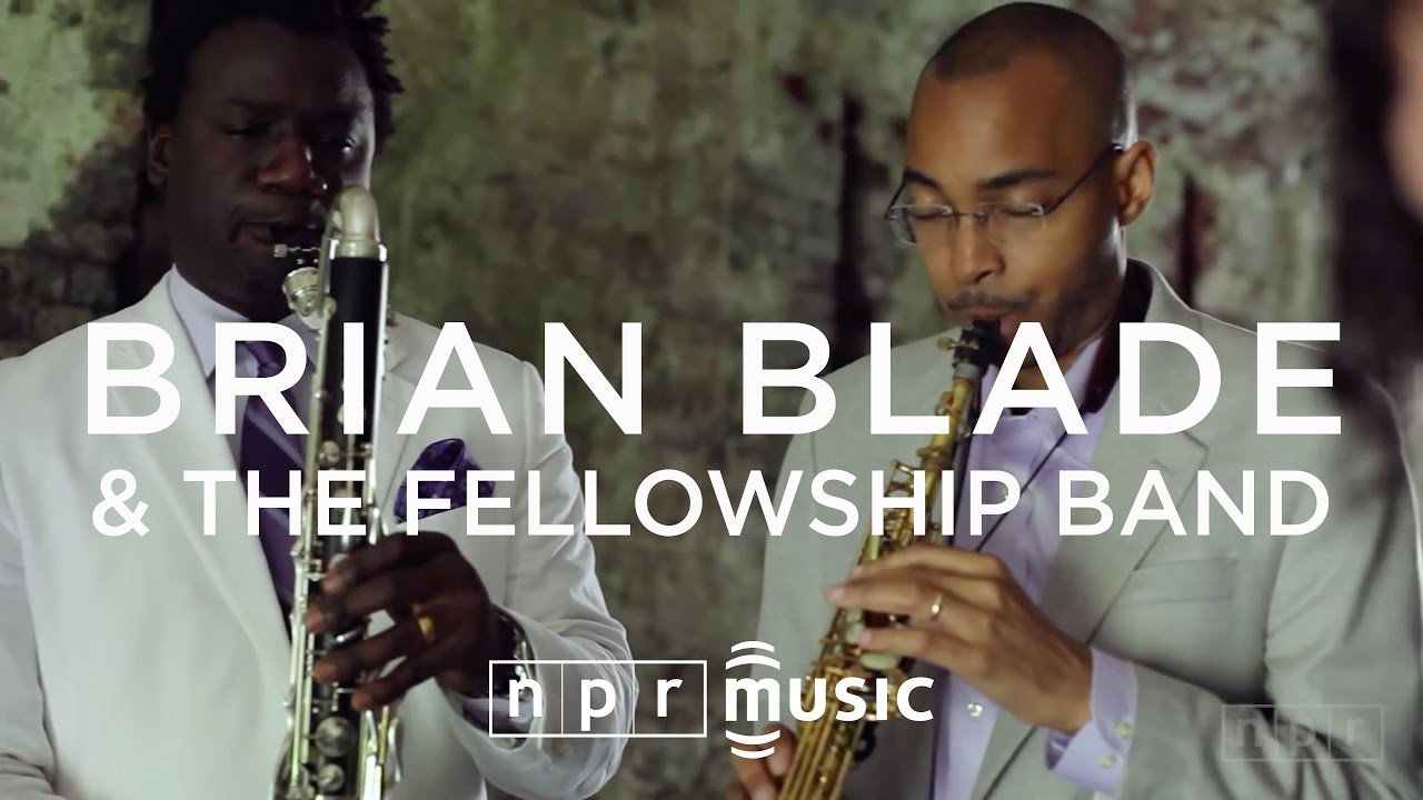 Brian Blade And The Fellowship Band: NPR Music Field Recordings