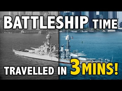 Speed Art - Ship Time Travelled!