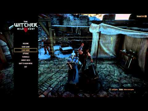 Witcher 3 - Hard Times Quest Bug Solution