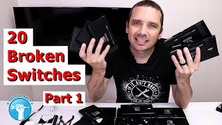 Download I Paid $1,815 for 20 Broken Nintendo Switches - Let's Make Some Money! Mp3 and Videos