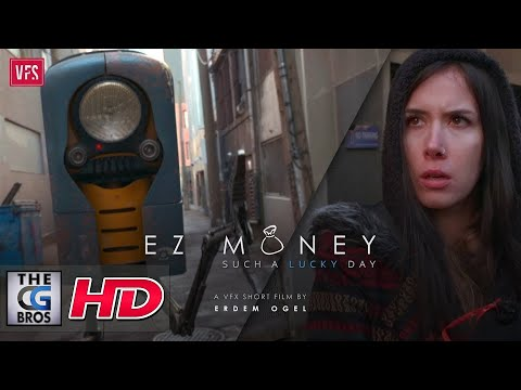 "CGI & VFX Short Film: ""EZMoney"" - by Erdem Ogel"