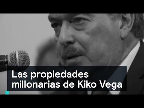 Las propiedades millonarias de Kiko Vega - Chapultepec 18