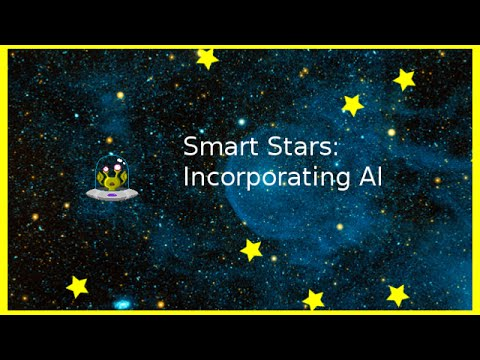 Smart Stars: Incorporating AI into a game |