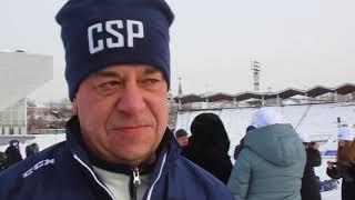 Плетеный мяч 2005 в Иркутске Владимир Наумов о победе своей команды ЦСП