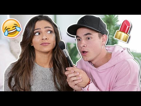 KIAN LAWLEY DOES MY MAKEUP | Bethany Mota