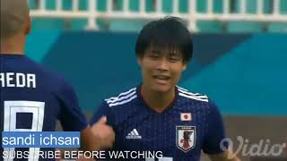 Saudi Arabia vs Jepang 1 2 Full Highlights & Goal Asian Games 08⁄27⁄2018