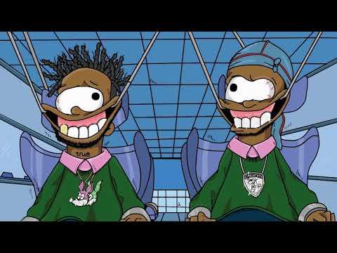MadeinTYO - Ned Flanders (ft. A$AP Ferg) PROD: K SWISHA