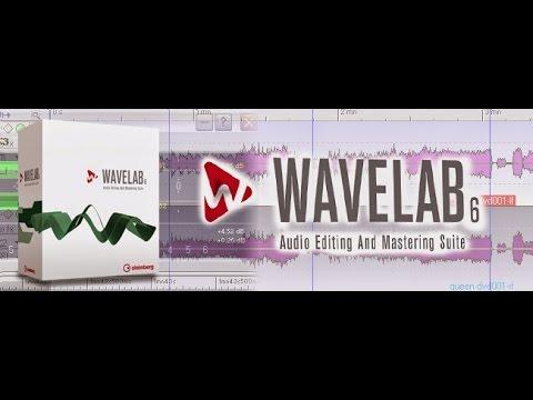 WAVELAB 6.1.1 TÉLÉCHARGER