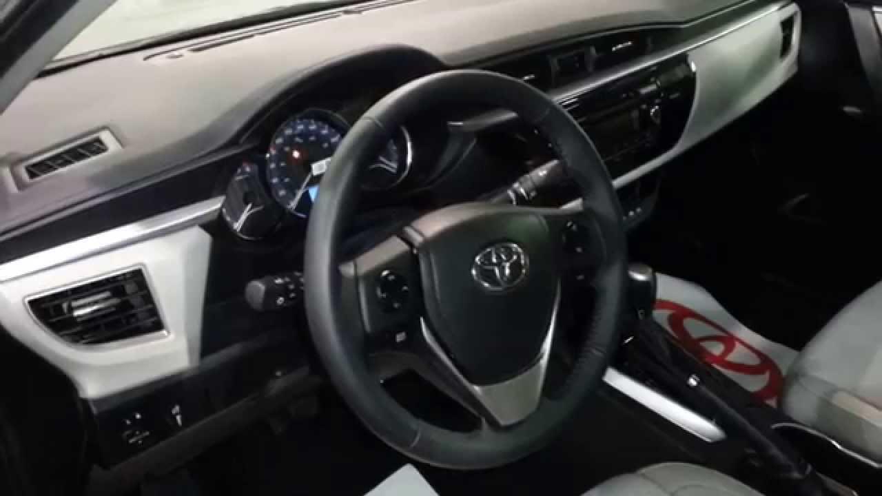 Toyota Corolla LE 1.8 2015 Video Interior Caracteristicas Precio Colombia    YouTube