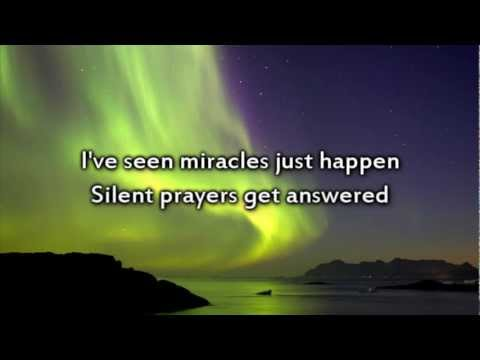 Kutless - What Faith Can Do - Instrumental with lyrics