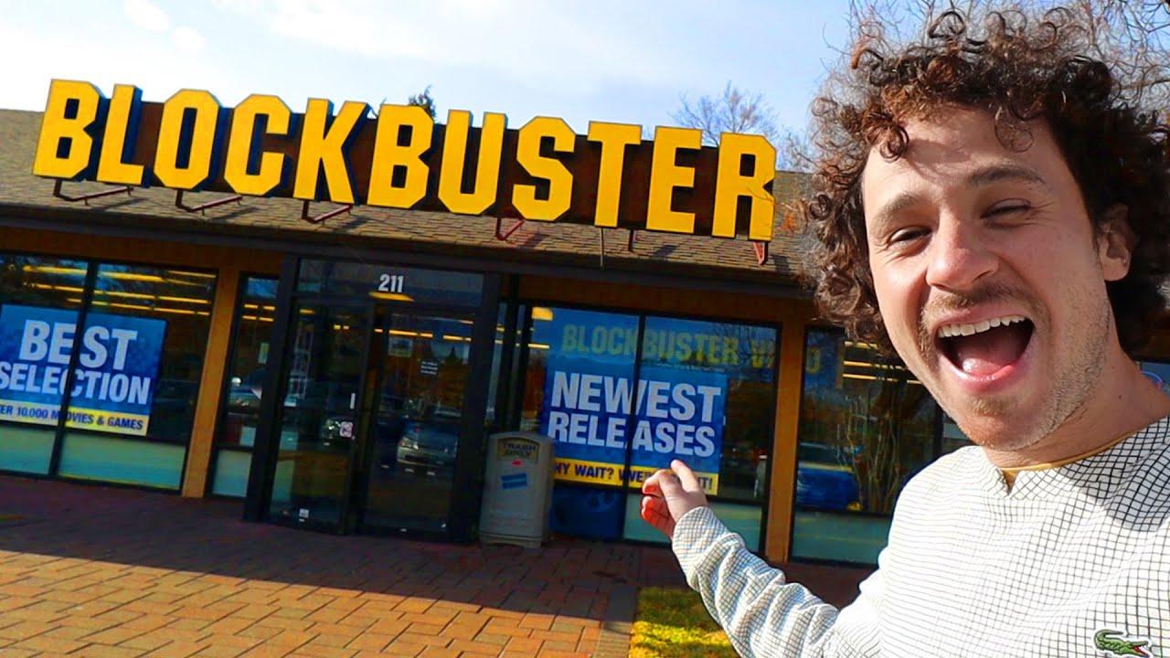 Download Así es el ÚLTIMO Blockbuster que queda en el mundo 😱🎬